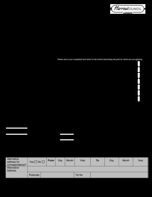 council tax refund form harrow