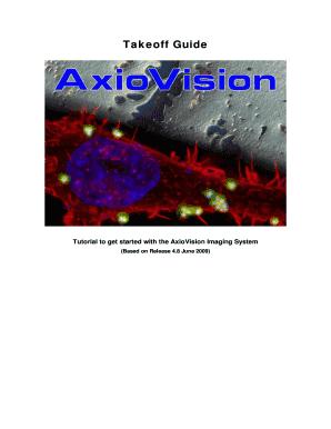 Инструкция axiovision