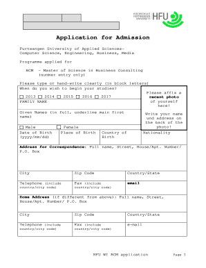 bcm hostel online application form
