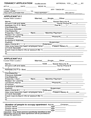 housing application template - bill of sale form new york month to month rental agreement