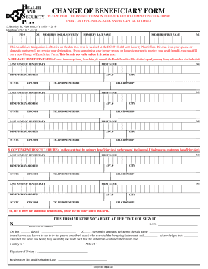 showing 3rd image of Nycers Beneficiary Form Nycersorg F133 - Fill Online, Printable, Fillable, Blank ...