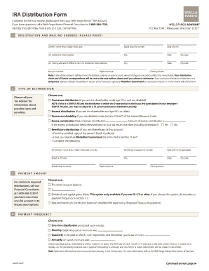 2007 Form Wells Fargo Advantage Funds Iradist Fill Online