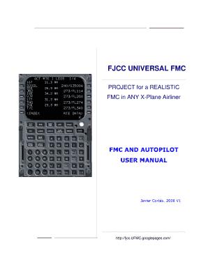 X737 Fmc