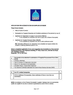 15774224 Job Application Form Ethekwini Munility on