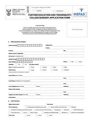 College Application Pdf