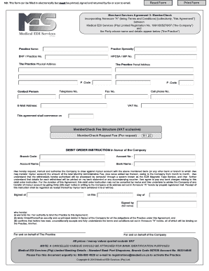 reset button on pdf form