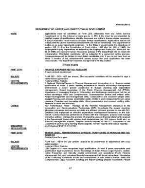 example of filled z83 form pdf