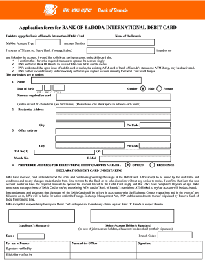 Sbi New Account Opening Form 2015 Pdf