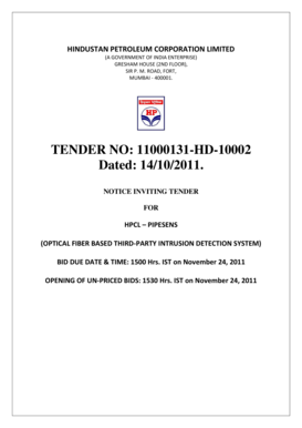 Hindustan petroleum corporation ltd tenders dating