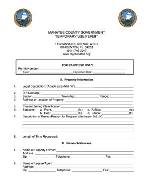 Property Tax Tax Information Manatee County