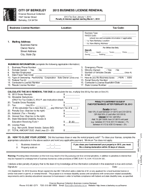Hayward Licenses & Permit   Alameda SBDC