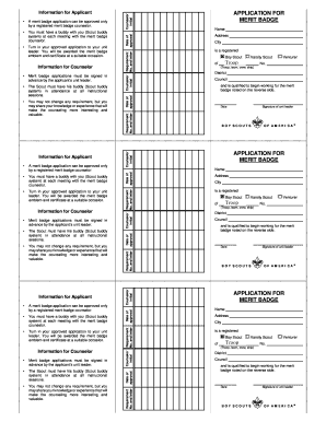 blue card templates form