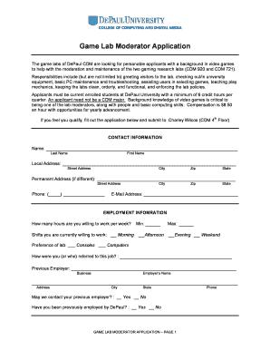 Depaul admissions essay prompt