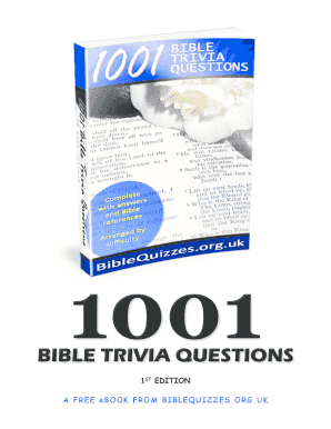 create your own trivia quiz - Edit, Print, Fill Out & Download
