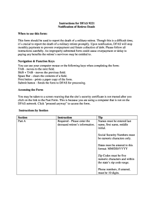 Download Dfas Forms - Fill Online, Printable, Fillable, Blank ...