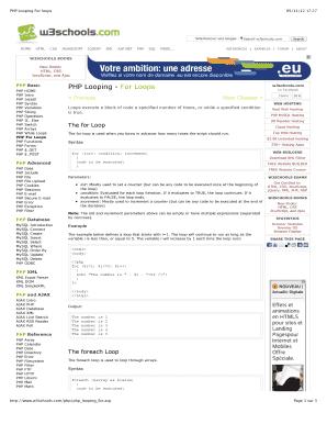 w3school - Fill, Print & Download Online Samples & Templates