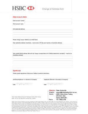 usps change of address form pdf Templates - Fillable & Printable ...