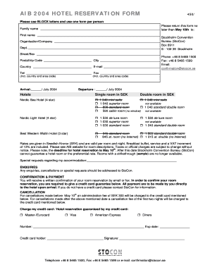 Hotel reservation confirmation letter sample editable fillable hotel reservation confirmation letter sample aib 2004 hotel reservation form aib msu spiritdancerdesigns Image collections