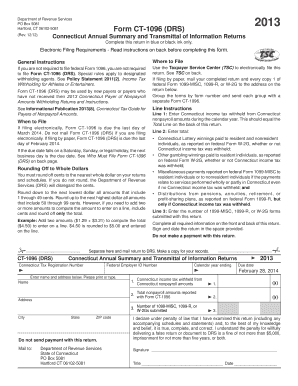 2013 ct 1096 fillable form