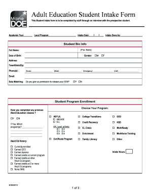 south cape college form