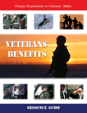 State of Oregon Department of Veterans Affairs