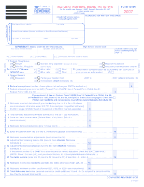 Form 1040n - Fill Online, Printable, Fillable, Blank | PDFfiller