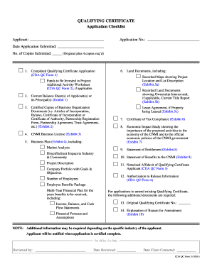 qc program mechanical contractors checklist form
