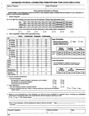 nys workers compensation forms c-4 Templates - Fillable ...