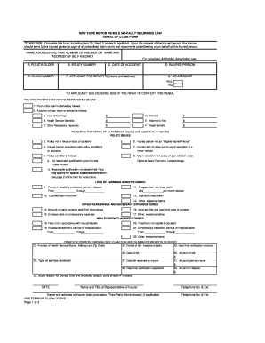 2012 Form NYS NF-10 Fill Online, Printable, Fillable, Blank ...