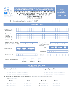 Ibsl Payment Slip - Fill Online, Printable, Fillable, Blank ...