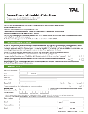 16 Printable Medical Hardship Letter Forms And Templates Fillable