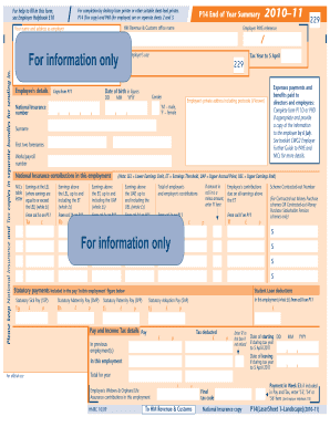 Copy Of P60 >> Blank P60 Form Download 2012 - Fill Online, Printable, Fillable, Blank | PDFfiller