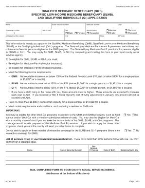 Fill Out Slmb Form Online - Fill Online, Printable ...