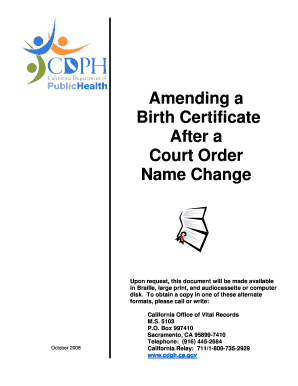 Bill of sale form california name change form templates fillable court order name change pamphlet merged6 california cdph ca yelopaper Image collections