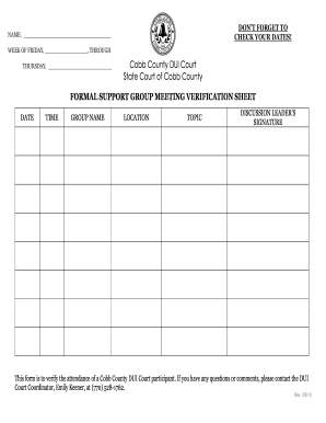group sign in sheet template - weekly attendance sheet forms and templates fillable
