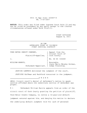 1103327 ford motor credit company v harris state of for Ford motor credit application pdf