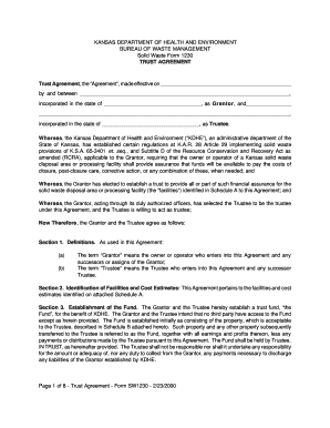 Trust agreement pdf fill out online forms templates download in sw1230 trust agreement pdf kansas department of health platinumwayz