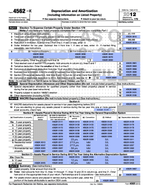 Fillable Online revenue ky Form 4562-K Efile Mapped - Kentucky ...
