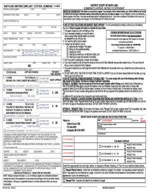 Citations Blank - Fill Online, Printable, Fillable, Blank | PDFfiller