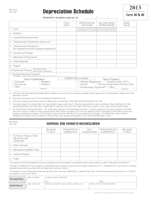 Maryland Form 4b And 4c 2015 - Fill Online, Printable, Fillable ...