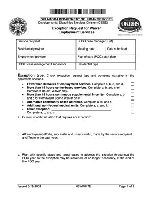 employment application form word format