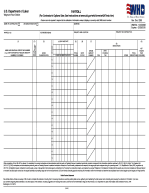 Fillable Payroll Forms - Fill Online, Printable, Fillable, Blank ...