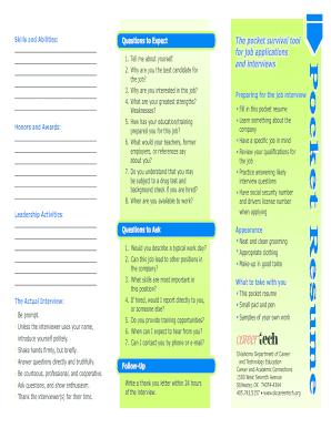 retrieve pocket resume fill online, printable, fillable