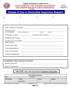 Sample Letter Of Request For Building Inspection Edit Fill Out