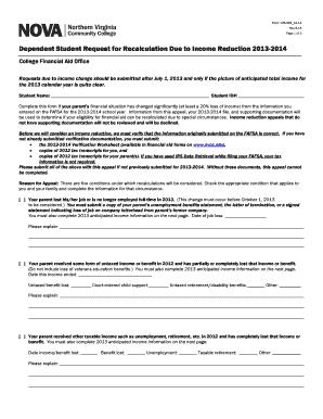 fillable online nvcc form 125 326 13 14 rev nvcc fax email print pdffiller. Black Bedroom Furniture Sets. Home Design Ideas
