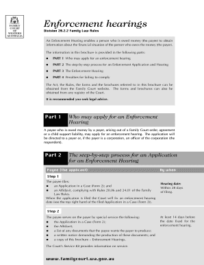 Printable family court financial statement kit fill out download 2 family law rules solutioingenieria Choice Image