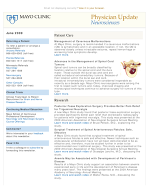 Fillable Online mayoclinic File:///G|/Dept/Content/Production/DotOrg