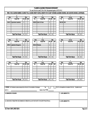 Army 104 R - Fill Online, Printable, Fillable, Blank | PDFfiller