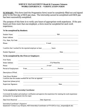 workverification form rcsdoc web utk