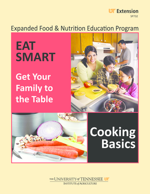 Eat Smart: Cooking Basics - University of Tennessee Extension - utextension tennessee